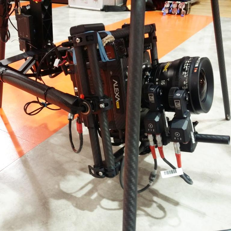 Arri Alexa Mini Freefly Systems Alta Movi M15